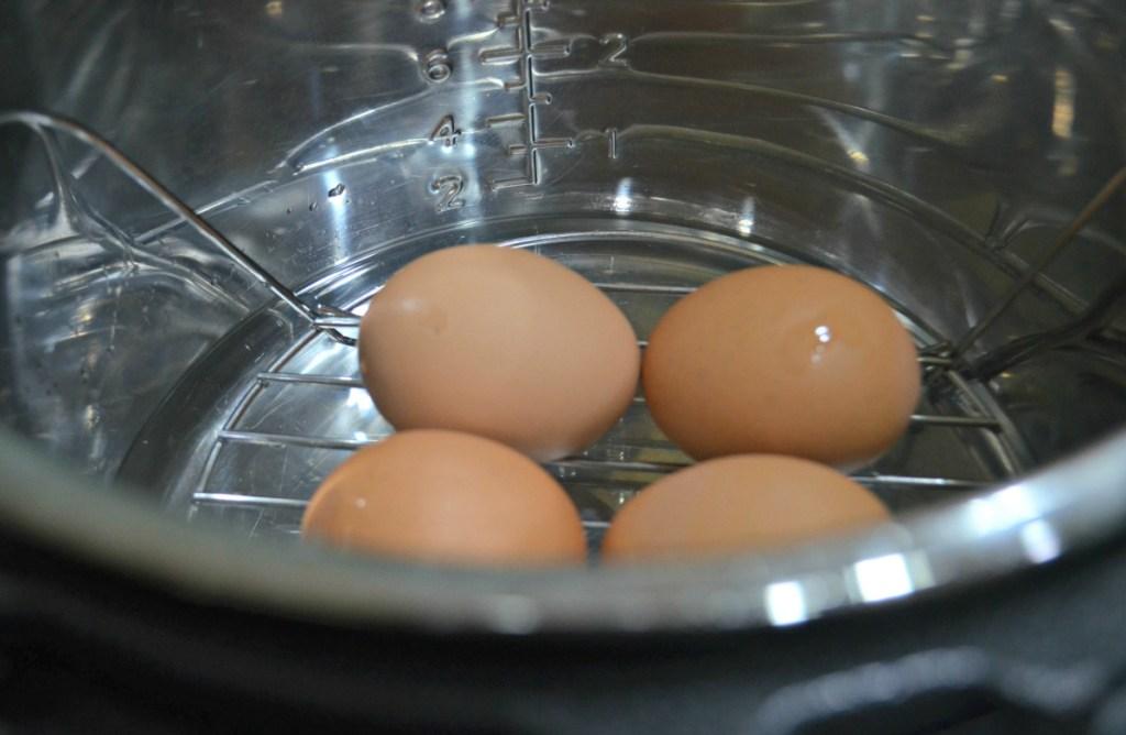 eggs in instant pot