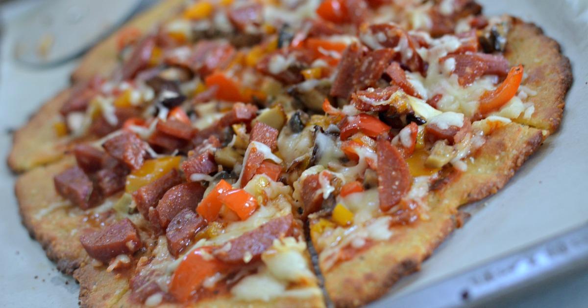 FREE Keto Recipes eBook - Includes Fathead Pizza Dough