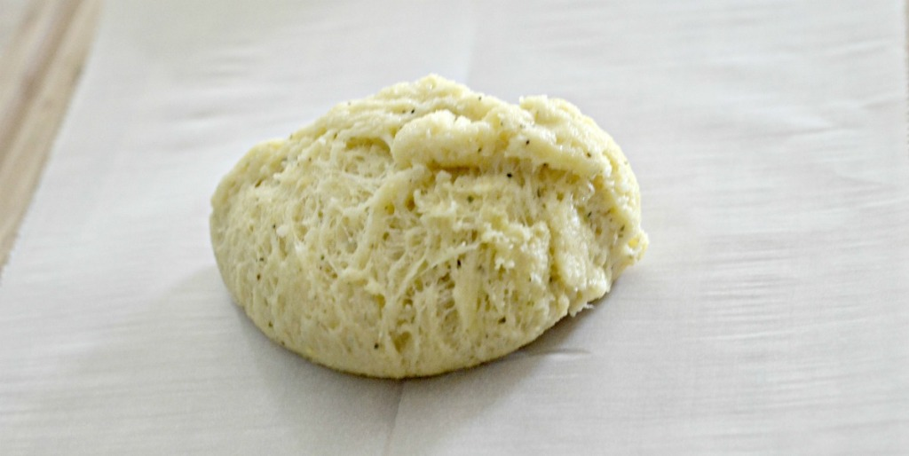 ball of keto dough