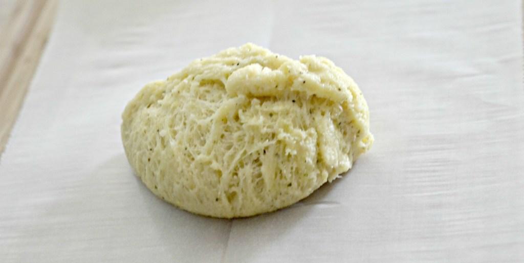 ball of keto dough