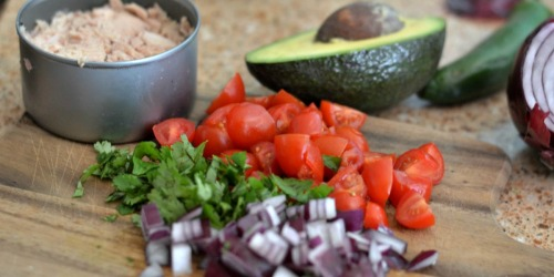Try this Simple Can of Tuna Ceviche Recipe!