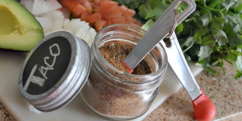 This Homemade Taco Seasoning Recipe is Deliciously Keto
