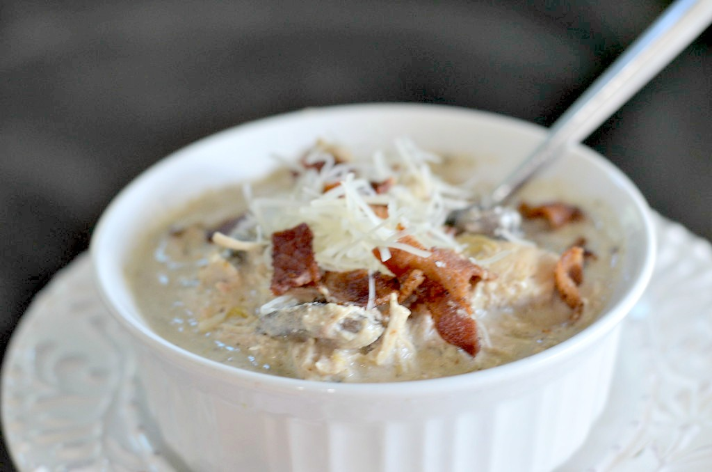 keto bacon chowder freezer meal