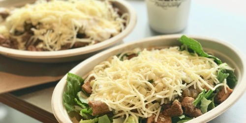 A NEW Keto Lifestyle Bowl Just Launched at Chipotle