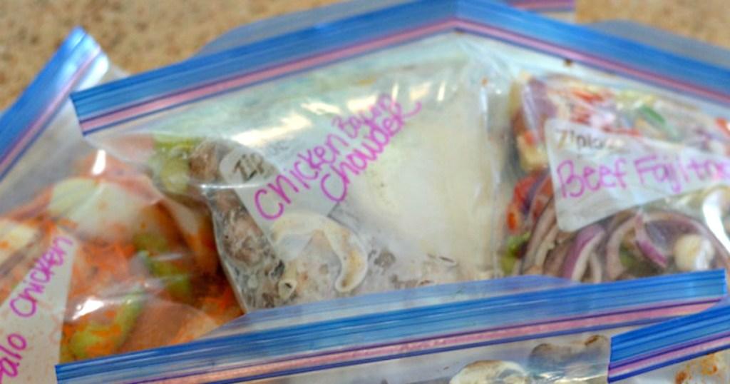keto freezer slow cooker meals