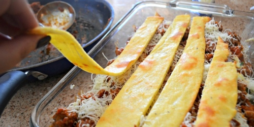 This Keto Lasagna Recipe is Made with Fat Head Noodles!