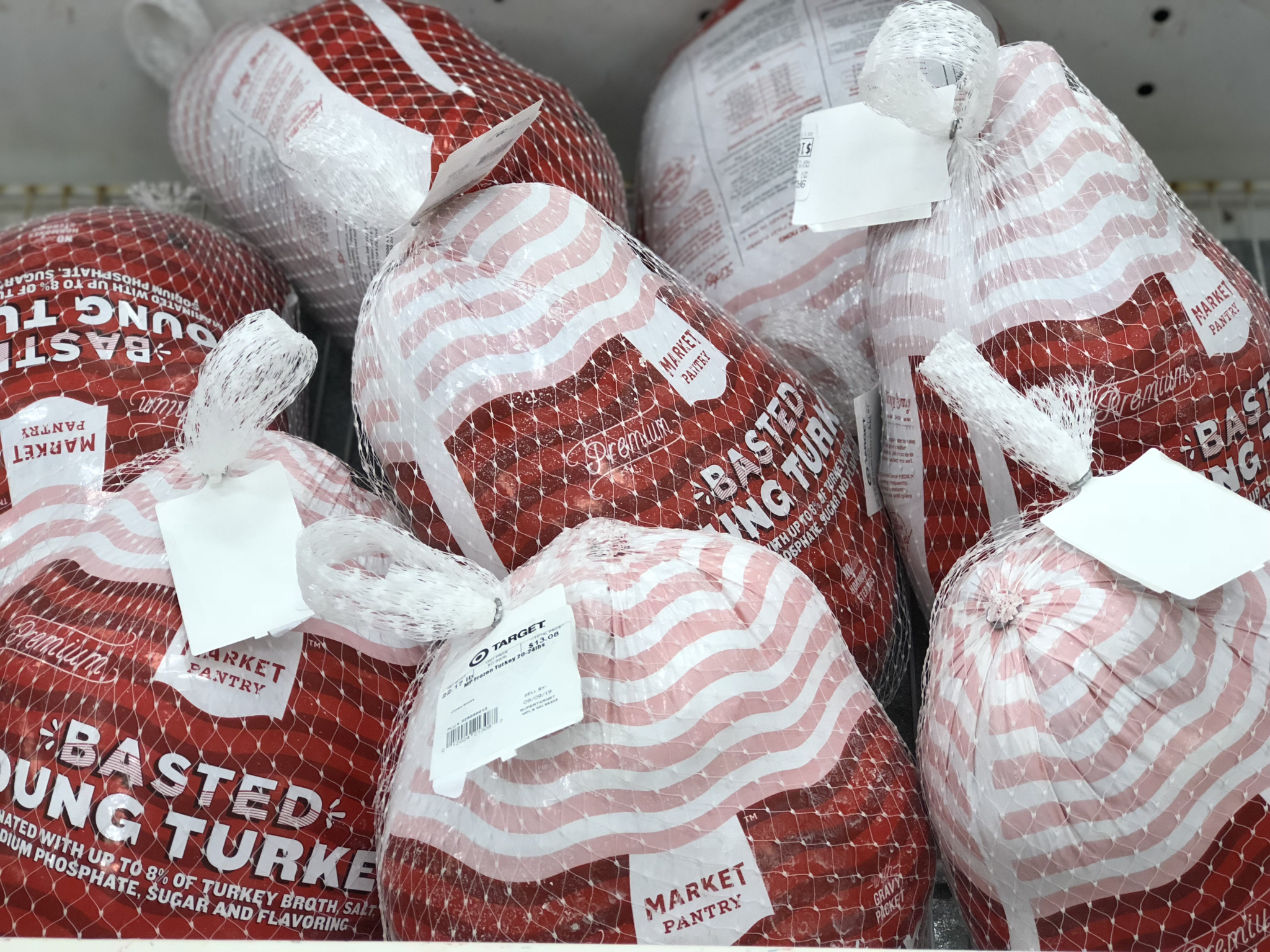 market pantry turkeys