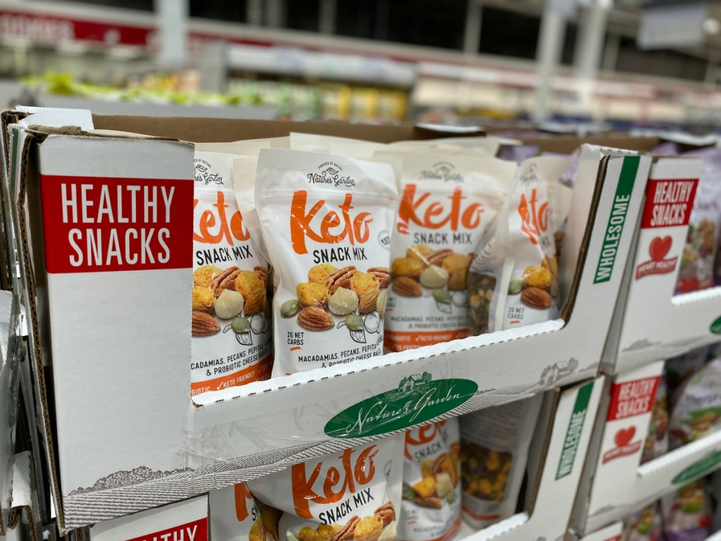 100 Keto Foods To Buy At Costco And Sam S Club Hip2keto