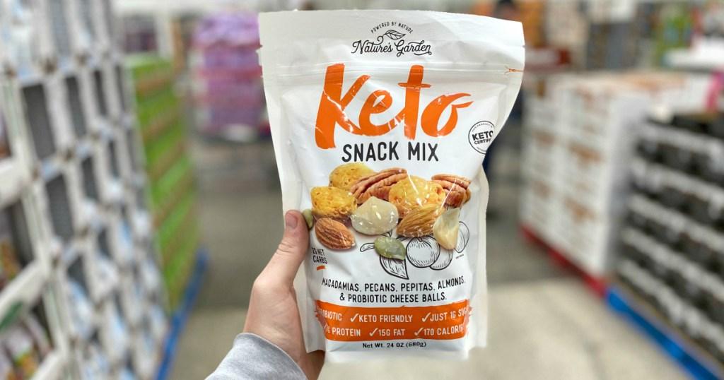 Keto Snack Mix at Costco