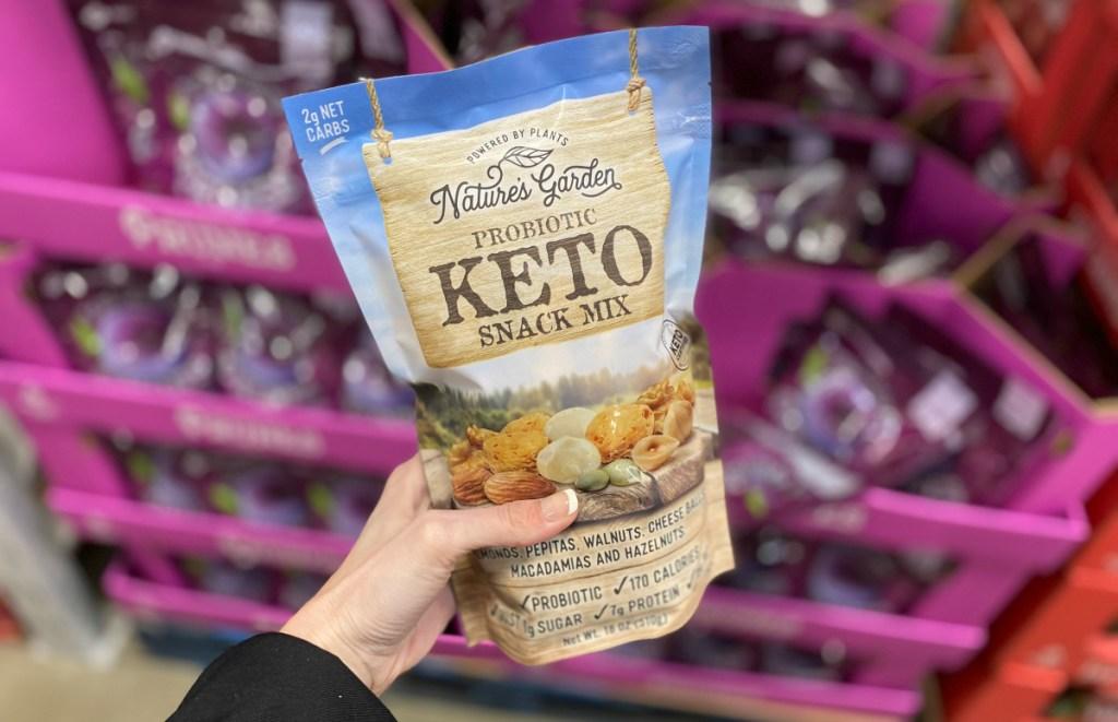 Probiotic Keto Snack Mix