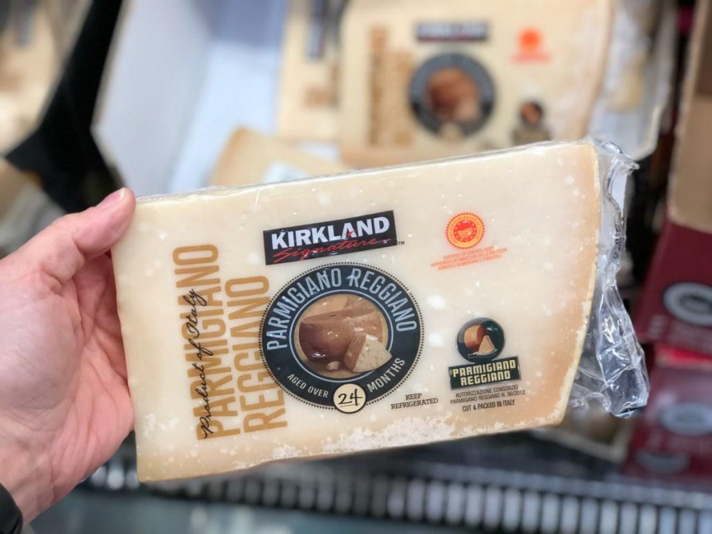 kirkland signature parmigiano reggiano