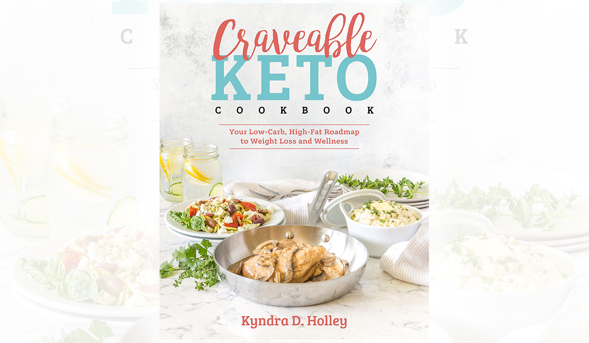craveable keto by kyndra holley hip2keto