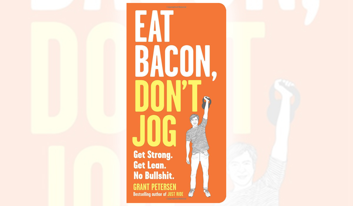 eat bacon, don't job by grant petersen hip2keto