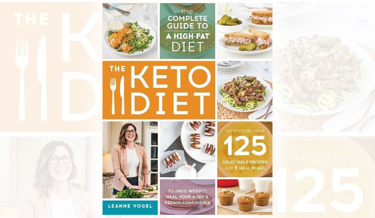 the keto diet by leanne vogel hip2keto