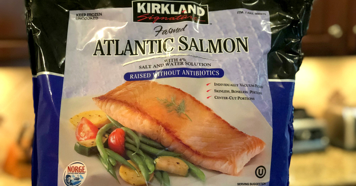 best keto diet vitamins and supplements — Atlantic salmon