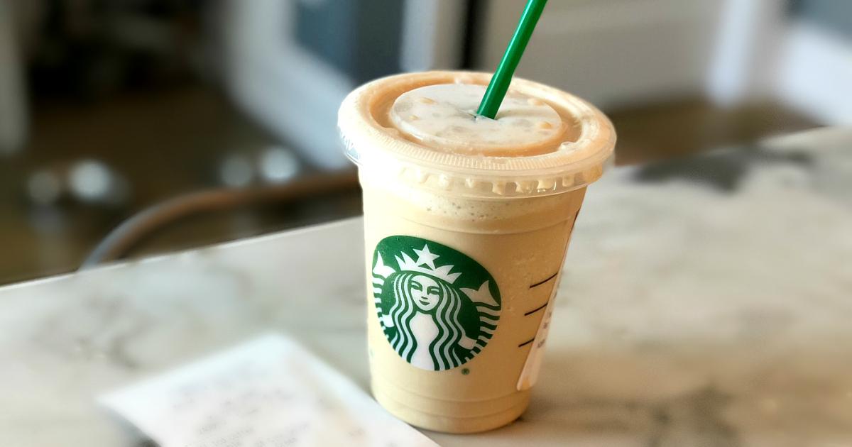 starbuck keto-friendly frappuccino