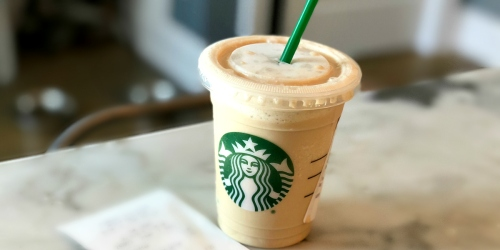 Have Your Starbucks Frappuccino & Keep it Keto, Too!