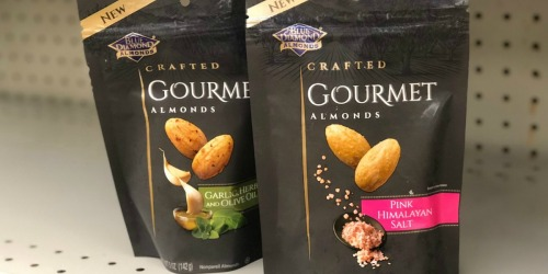 Get 40% Off Blue Diamond Gourmet Almonds on Amazon (Our Team's Favorite Keto Snack!)