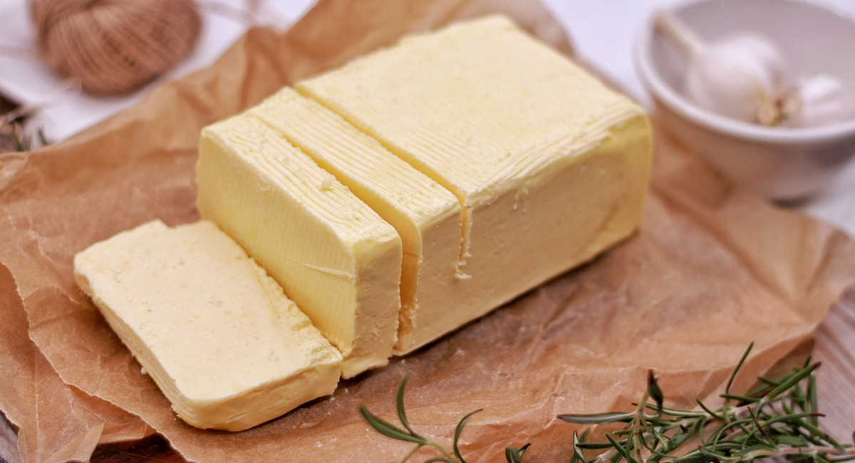 Why is butter healthy for the keto diet? It's full of healthy fats.