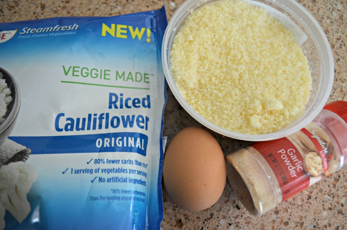 Our best keto cauliflower crust recipe uses frozen riced cauliflower