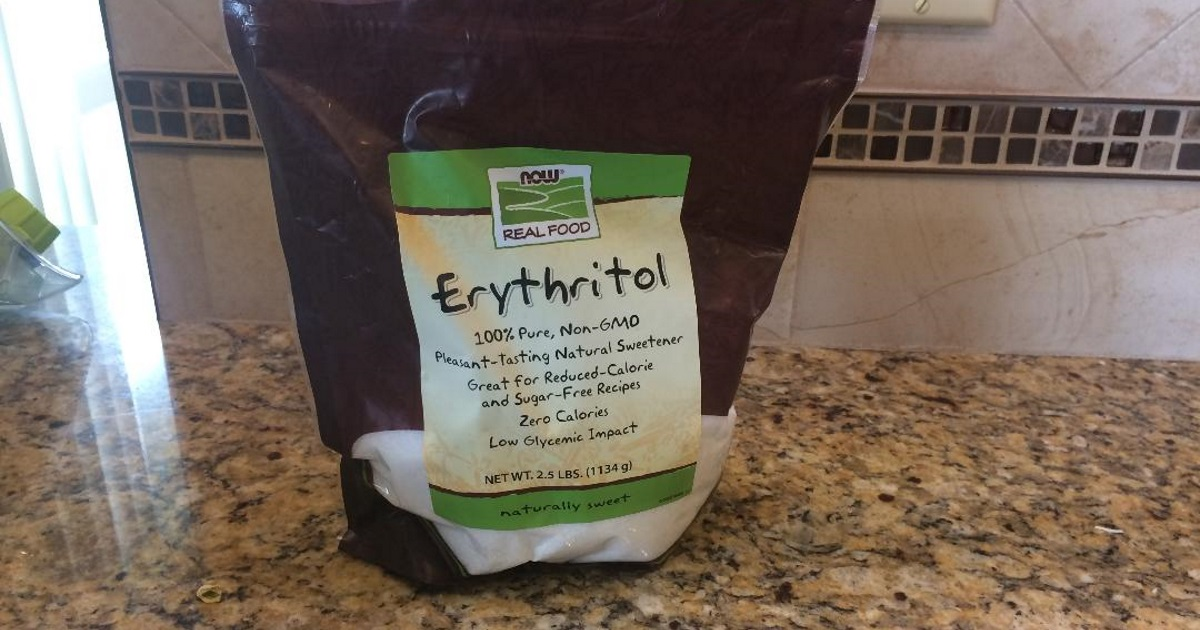 The best diet sweeteners and how to convert them for recipes – erythritol