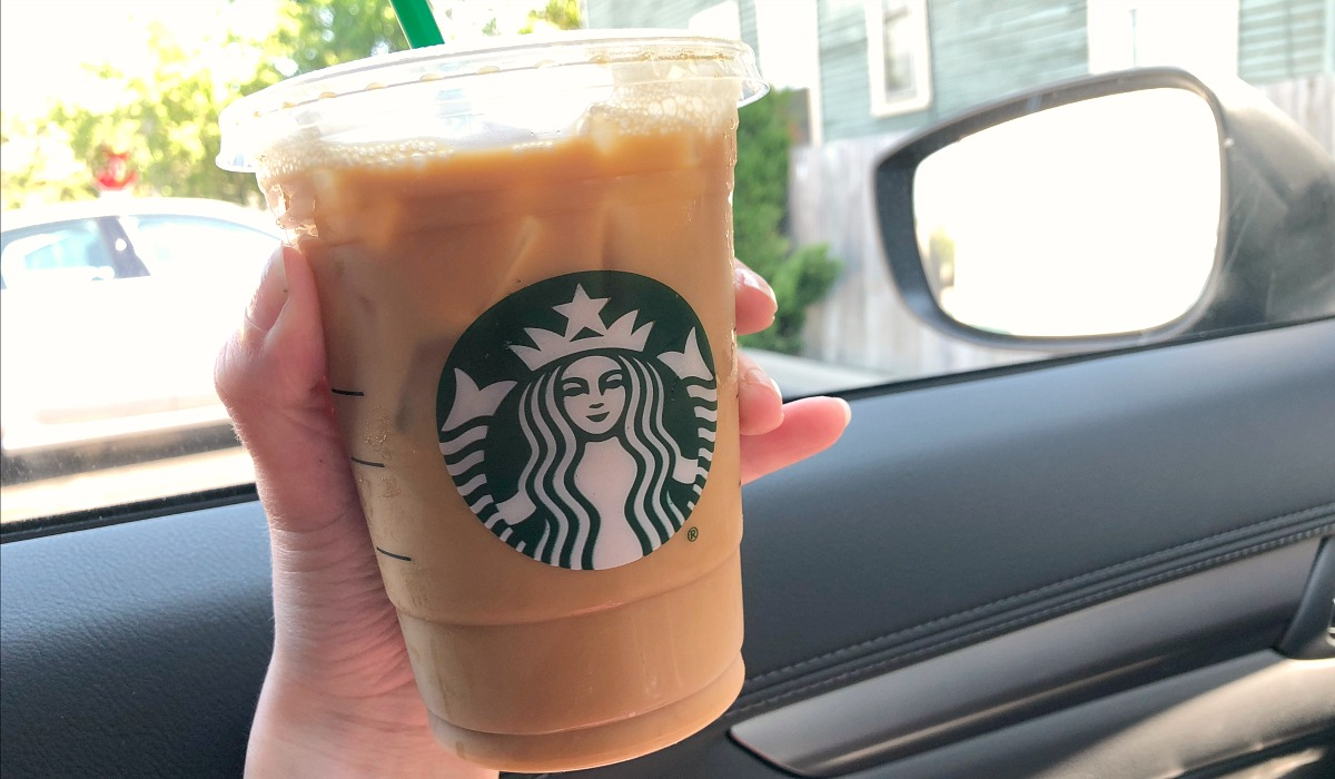keto starbucks thai iced te made with chai and black tea