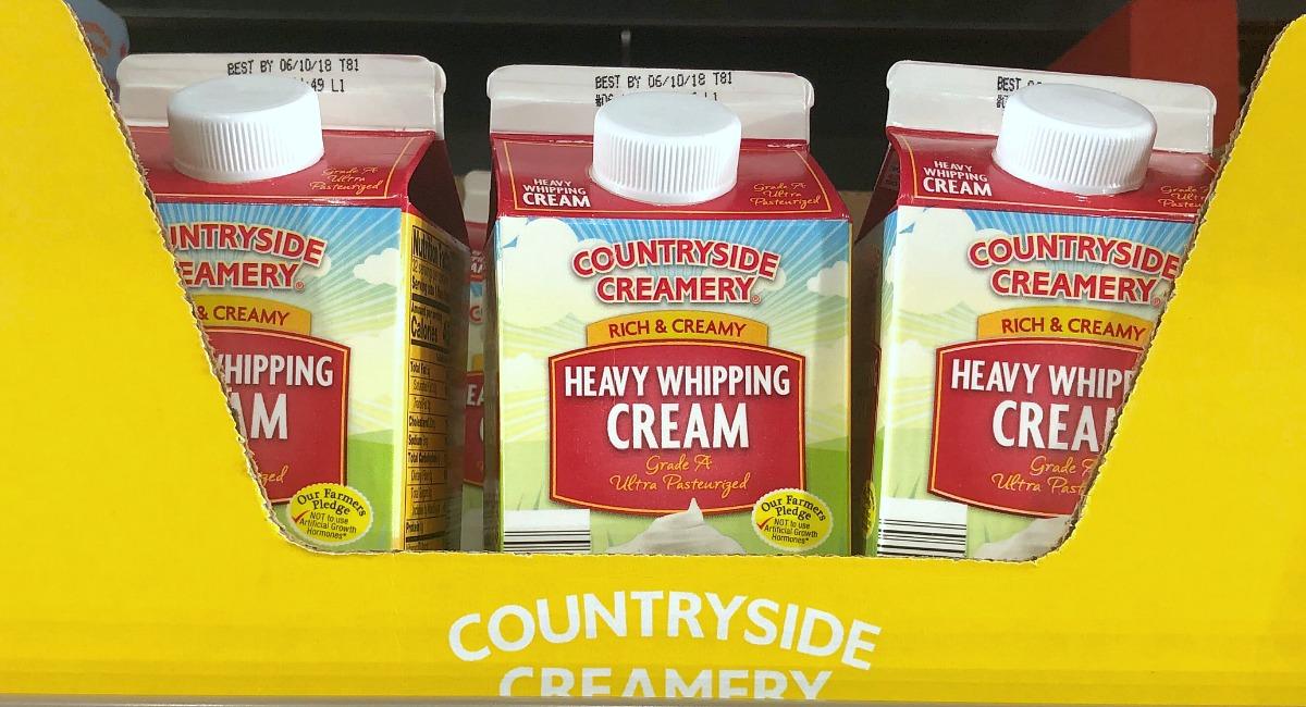 countryside creamy heavy cream