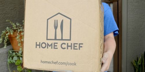 $25 Off Home Chef Meal Kit Box (Includes Low-Carb Options!)