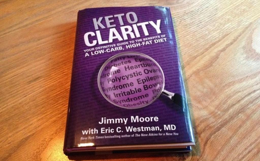 keto clarity book