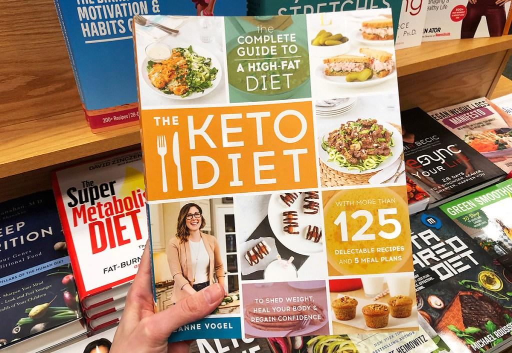 keto diet book