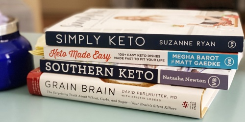 13 Top Keto Books on Amazon (Sharing Our Highly Rated Faves)