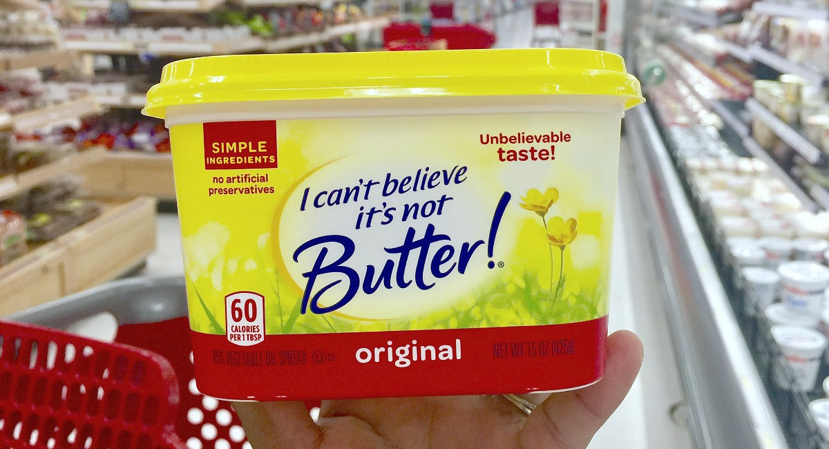 butter health benefits — lower risk of heart attack