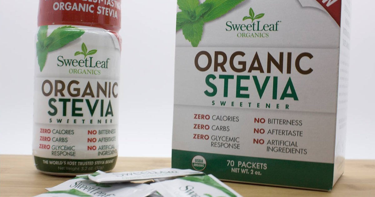 The best diet sweeteners and how to convert them for recipes – organic stevia