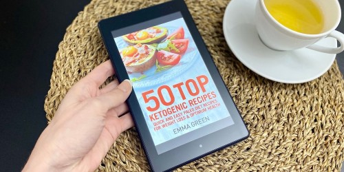 Here are 5 FREE Keto eBooks You Can Download on Amazon