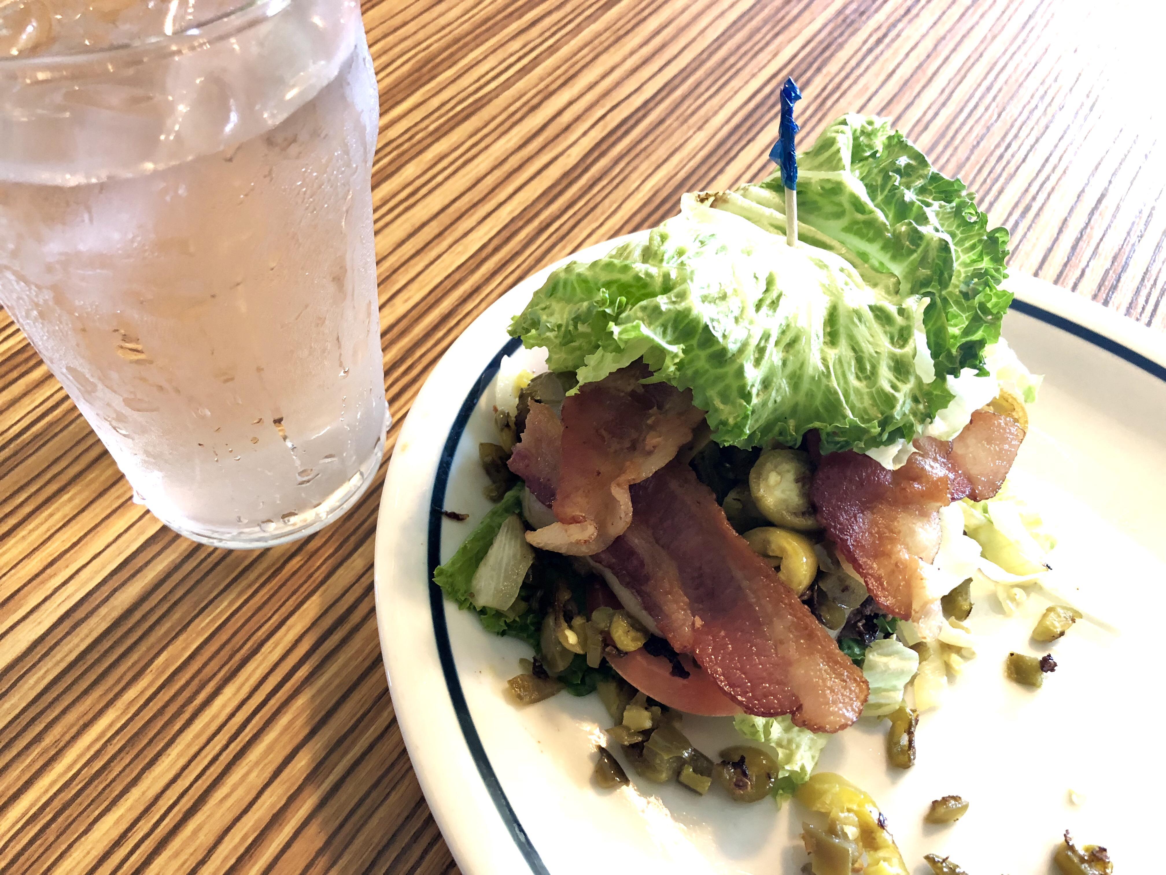 IHOb's Jalapeno Kick Burger Hip2Keto