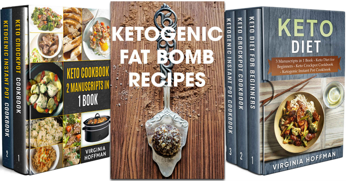 free amazon keto kindle ebooks – books grouped together
