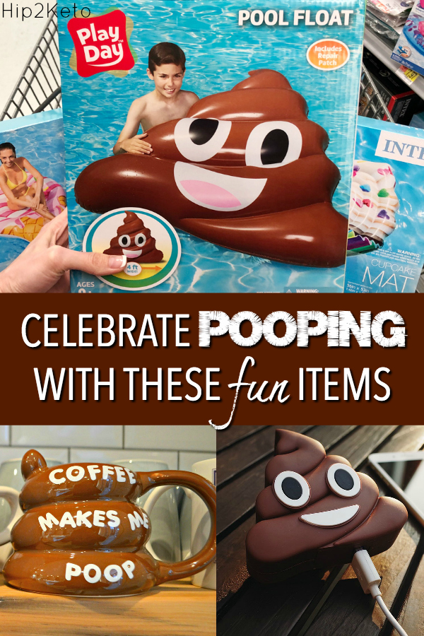 Pooping Products We Love