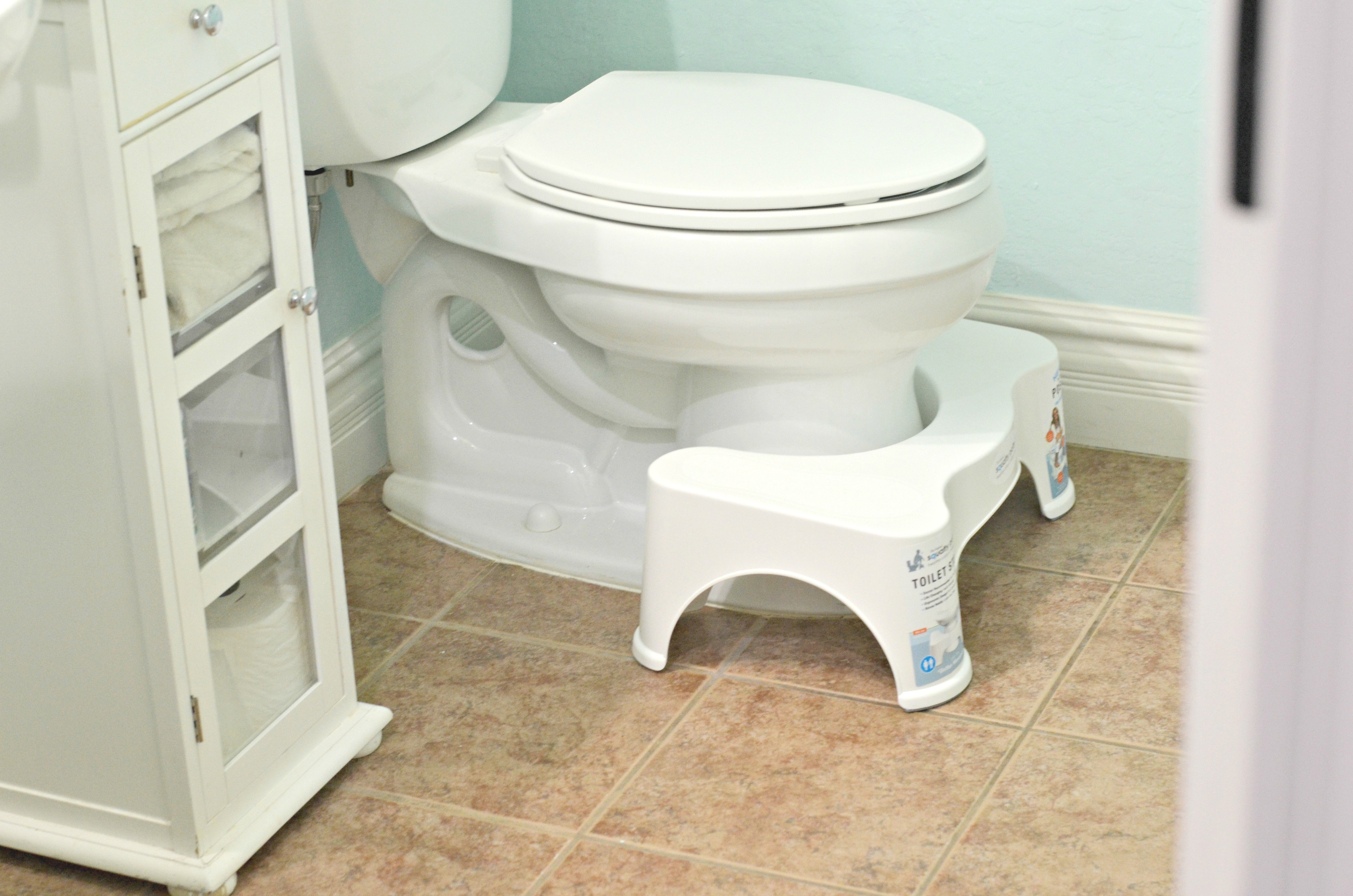 favorite poop related products - squatty potty