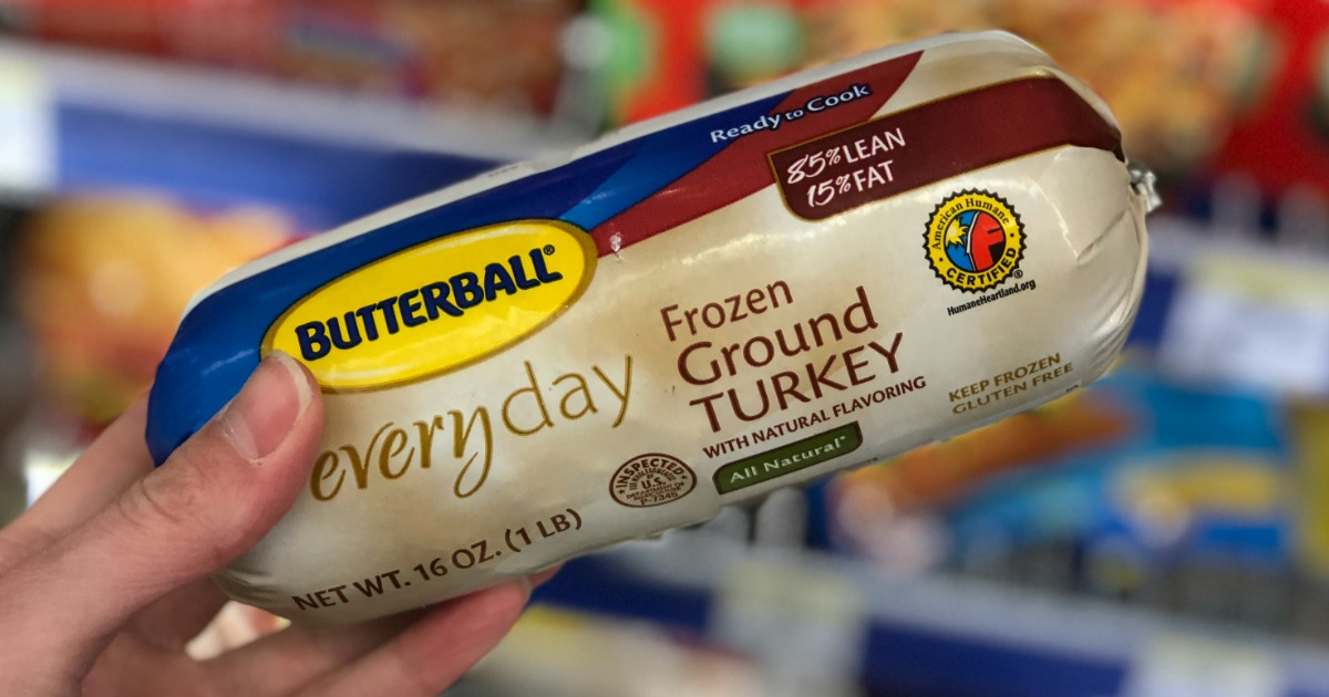 Save money with meat coupons on turkey bacon and chicken – butterball ground turkey