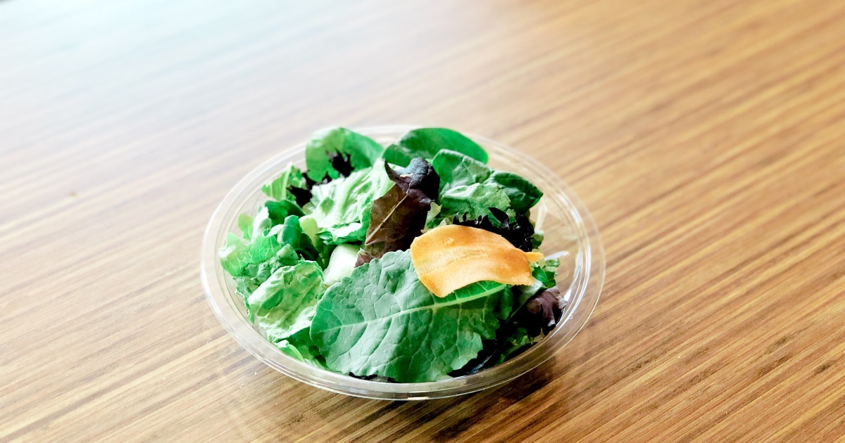mcdonalds keto dining guide – side salad