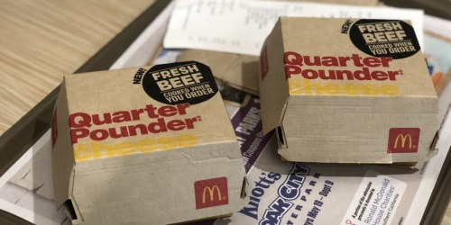 Quarter Pounder Sales Are Up 30% Since McDonald's Switched to Fresh Beef