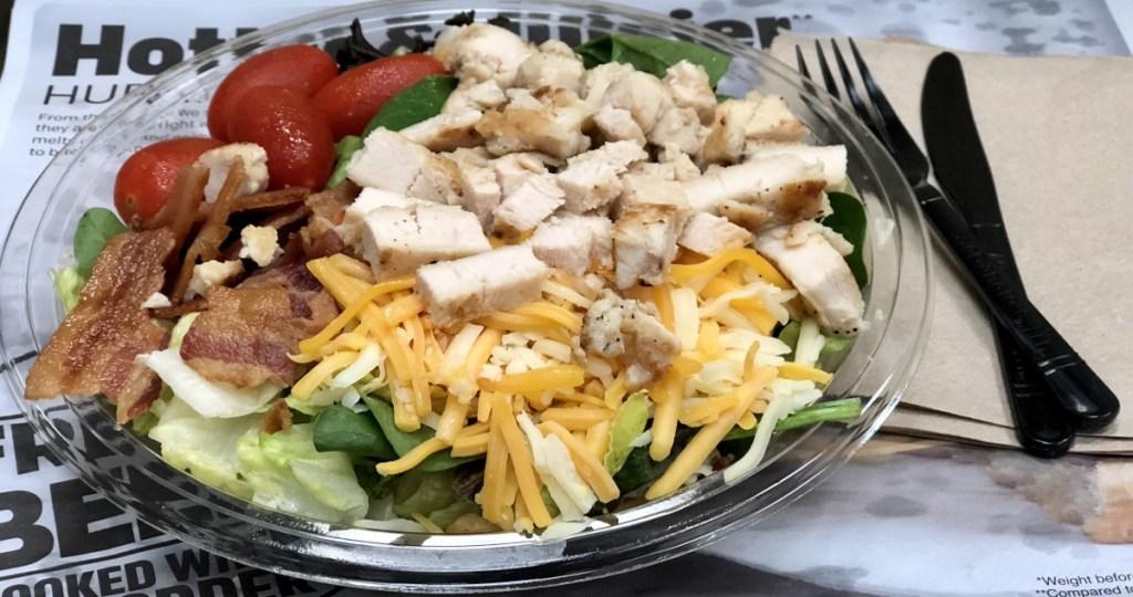 Mcdonald's Keto Chicken Salad