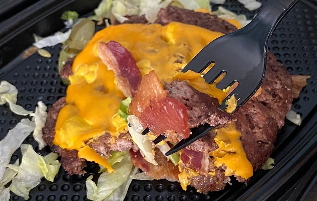 keto friendly mcdonalds quarter pounder bacon
