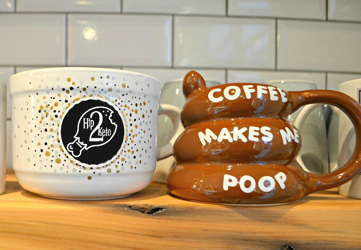favorite poop related products - Coffee Makes Me Poop Mug