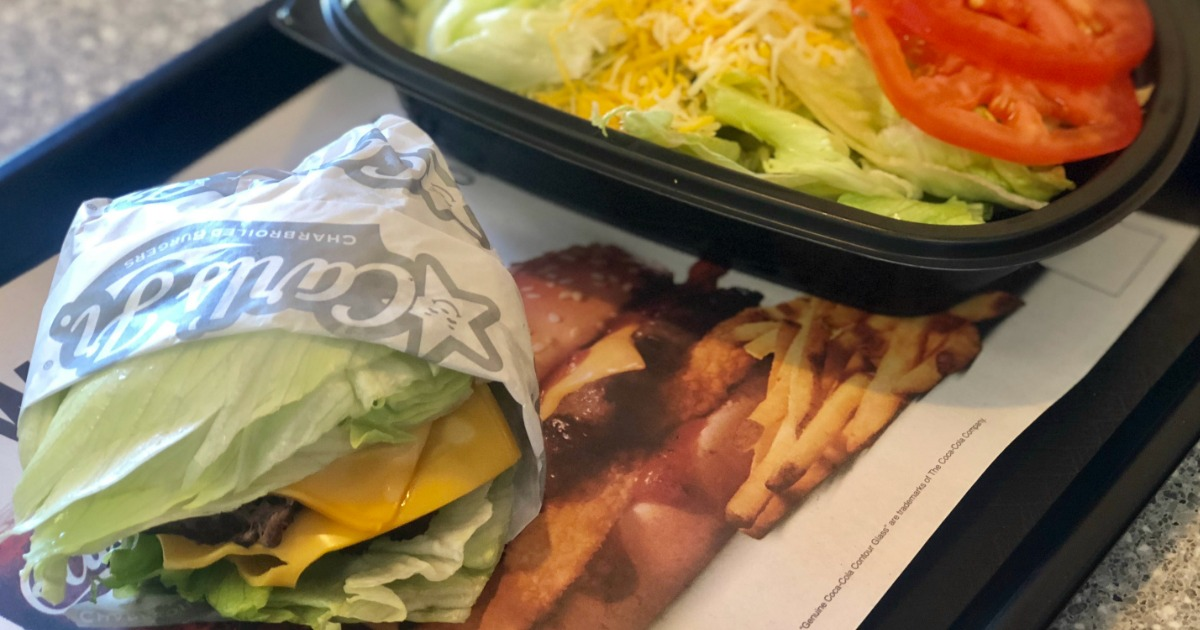 photograph about Carls Jr Job Application Form Printable referred to as What Need to I Acquire at Carls Jr. or Hardees? Keto Eating Direct