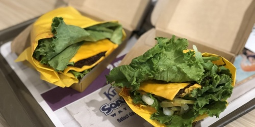 Whatta Deal! So Many Keto Sandwiches for Only a Buck at McDonald's