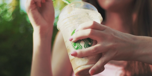 Get Ready for 50% Off Keto-Friendly Frappuccinos & Macchiatos at Starbucks