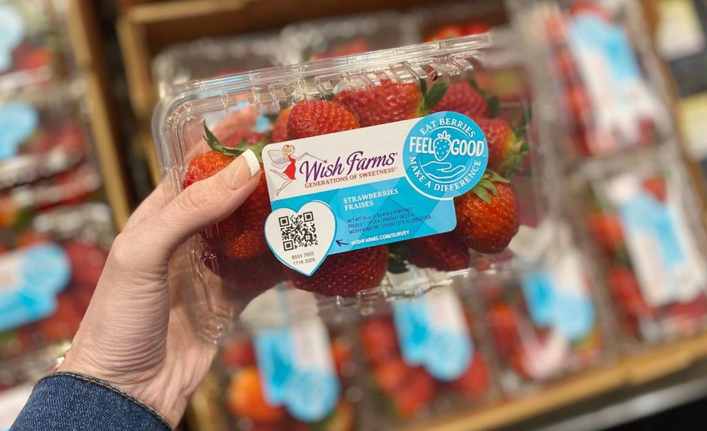 aldi strawberries