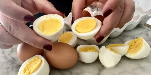 Make Perfect Hard-Boiled Eggs on the Stove