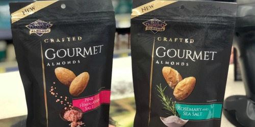 We Love Blue Diamond Gourmet Almonds